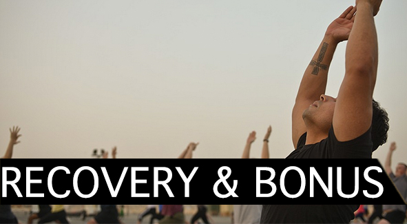 RECOVERY AND BONUS EXERCISE